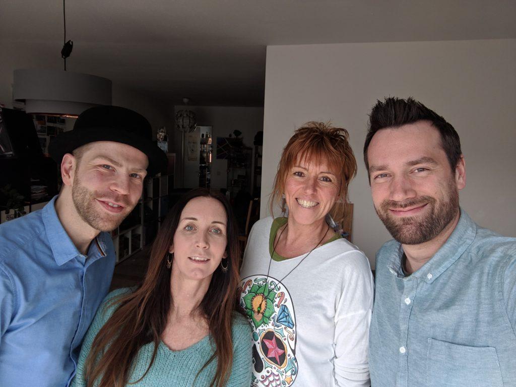 Birgit Schäfers im Interview über Breast Implant Illness bei Ausgang Podcast